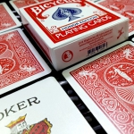 Bicycle HONOR EDITION Playing Cards. A smart way to guess your card