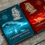 CARIBBEAN WIND Playing Cards. Board them!