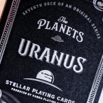 THE PLANETS: URANUS Playing Cards. The god of the sky watches over our trip