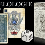 ANGELOLOGIE Playing Cards. An angelic deck!
