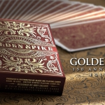 GOLDEN SPIKE 150th ANNIVERSARY Playing Cards. The memory of the feat of communication and transport