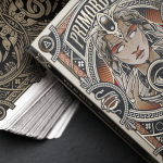 PRIMORDIAL GREEK MYTHOLOGY Playing Cards. The origin of everything