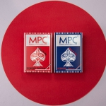 IMPRESSIONS RISING SUN and AOZORA Playing Cards. Inspired by the colors of Japanese culture