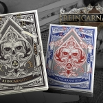 REINCARNATION Playing Cards. The life after death