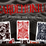 CARDEMONIUM Playing Cards. A 666% evil deck