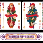 PARAMOUR Playing Cards. The love deck of fairy tales
