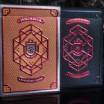 WALHALLA Playing Cards. A new vision of the epic Norse mythology in two luxurious decks