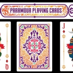 PARAMOUR Playing Cards. The definitive campaign to find the true love