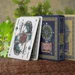 DAUSOS decks. Baltic mythology in 108 playing cards full of details