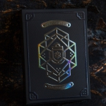 WALHALLA VALKYRIES Playing Cards. The trilogy is completed under ultraviolet light