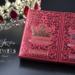 CROWN JEWELS RUBY cards. The glow of blood shed in battle