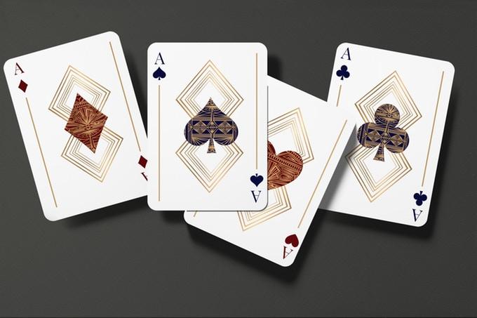 """""""GUNS, JAZZ & WHISKY"""" : cartes à jouer au style """"Années folles"""" 6"""