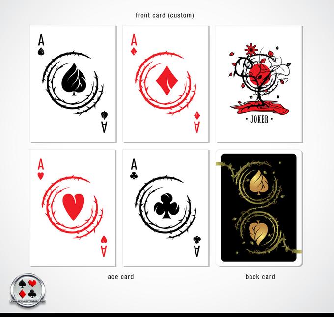 Cartes à jouer KIRA : un deck naturellement équilibré 3