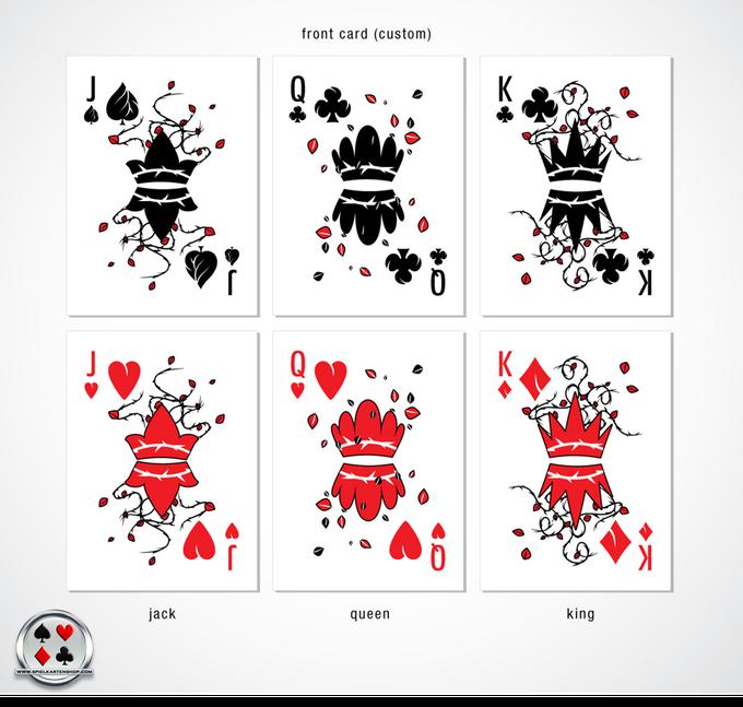 Cartes à jouer KIRA : un deck naturellement équilibré 2