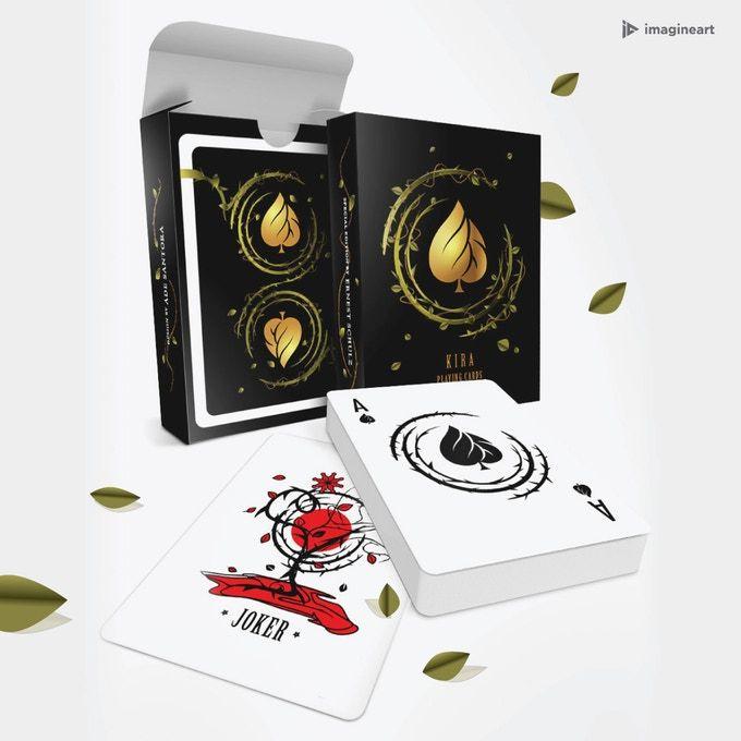 Cartes à jouer KIRA : un deck naturellement équilibré 4