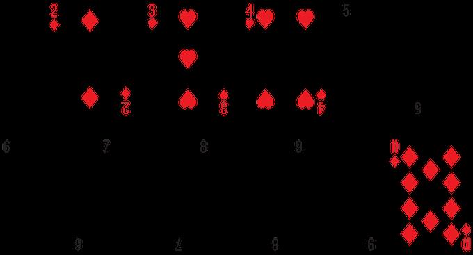Cartes à jouer BICYCLE PLANCK. Le plus petit des univers 16