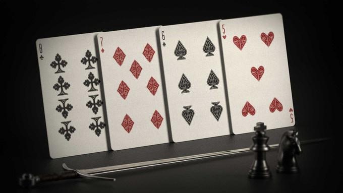 FEMMES GUERRIER Cartes à jouer. Le pouvoir féminin en guerre 18