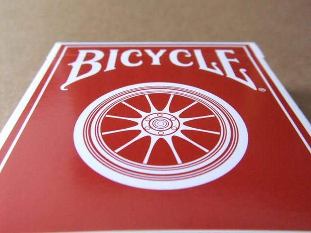 Mistery bicycle deck 1