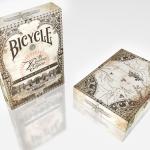 Baraja Bicycle Imperio Persa edición Royal. La familia real y su enorme imperio