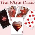 Baraja del vino de AlienInk. De los viñedos a tu mesa… de juego. Impresa por Pr1me