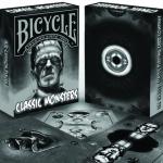 Bicycle Classic Monsters. Los personajes clásicos de terror todos juntos