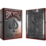 Baraja Bicycle METAL RIDER BACK. Lanzamiento inminente