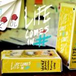 Life Comes In Numbers. Los naipes personalizados más locos