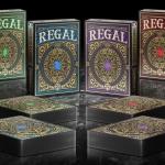 Naipes REGAL. Clásicos y sofisticados