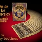"""Segunda Edición de """"Día de los Muertos"""" de Edgy Brothers. Un diseño más elegante y profundo"""