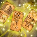 El libro de las sombras. Las cartas del tarot de un alquimista en un mundo paralelo