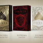 Naipes Omnia. Inspiración ancestral con diseño moderno