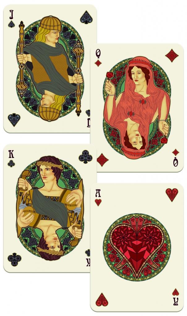 Poker Die single