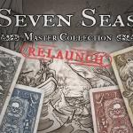 Relanzamiento de los Naipes Seven Seas Master Collection. La campaña definitiva de la colección definitiva