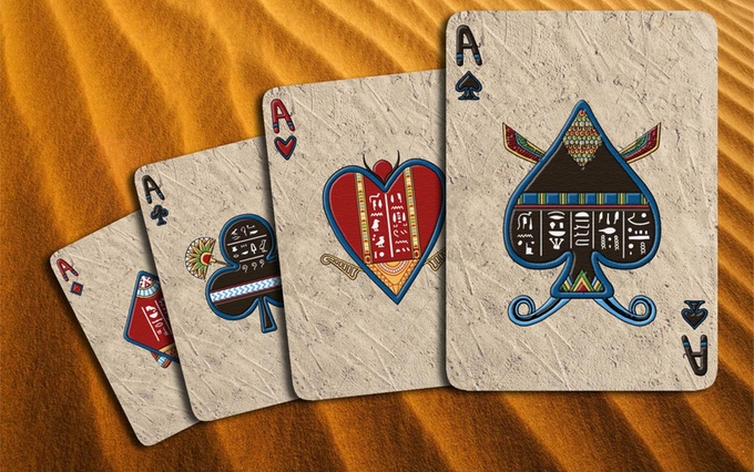 EgyptianGliphs_Aces