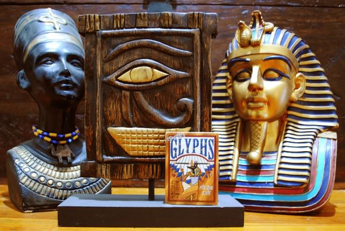 EgyptianGliphs_Display