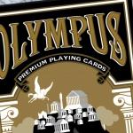 Naipes OLYMPUS. La mitología griega con un toque humorístico