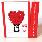 Naipes Love U. De nuevo San Valentín será especial