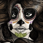"Naipes LA CATRINA. Inspiración tradicional mexicana ""made in Spain"". OFERTA EXCLUSIVA LECTORES"