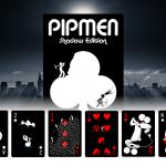 Naipes PIPMEN Edición SHADOW. El lado más oscuro de estos hombrecillos