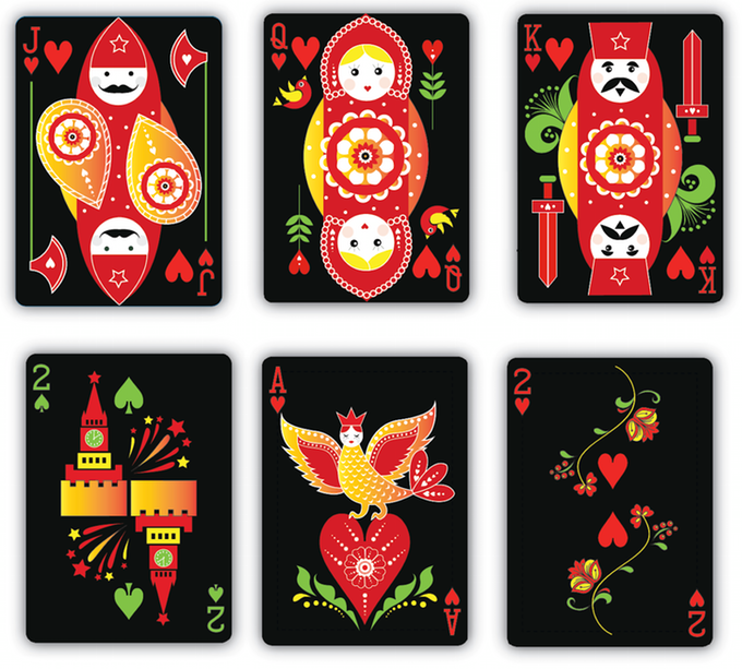 RussianFolkArtCE_cards