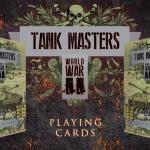 Barajas TANK MASTERS. La Segunda Guerra Mundial vista desde un tanque