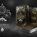 Barajas BICYCLE SPIRIT II. Naipes elegantes y con un toque místico