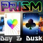 Naipes PRISM DAY y DUSK. El relanzamiento definitivo. Imágenes exclusivas de la baraja SPECTRUM