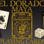 Naipes EL DORADO – MAYA. La leyenda del oro en las coloridas civilizaciones antiguas