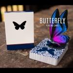 Naipes BUTTERFLY. El más bello de los insectos para la más bella de las magias
