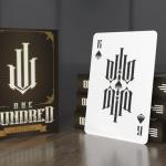 Naipes METROPOL ONE HUNDRED. Cien barajas minimalistas para cien patrocinadores