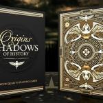 Naipes ORIGINS SHADOWS OF HISTORY. Tradición e historia como inspiración de la belleza