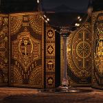 Barajas de ALEJANDRO DUMAS. El Conde de Monte Cristo y Los Tres Mosqueteros se encuentran en la nueva aventura de Bona Fide Playing Cards
