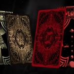 Naipes EXPLORERS. Las aventuras espaciales de Card Experiment