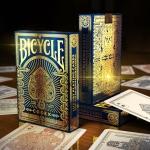 Naipes BICYCLE CODEX. Los más lujosos misterios y secretos de la masonería